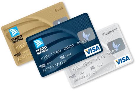 cartão porto seguro